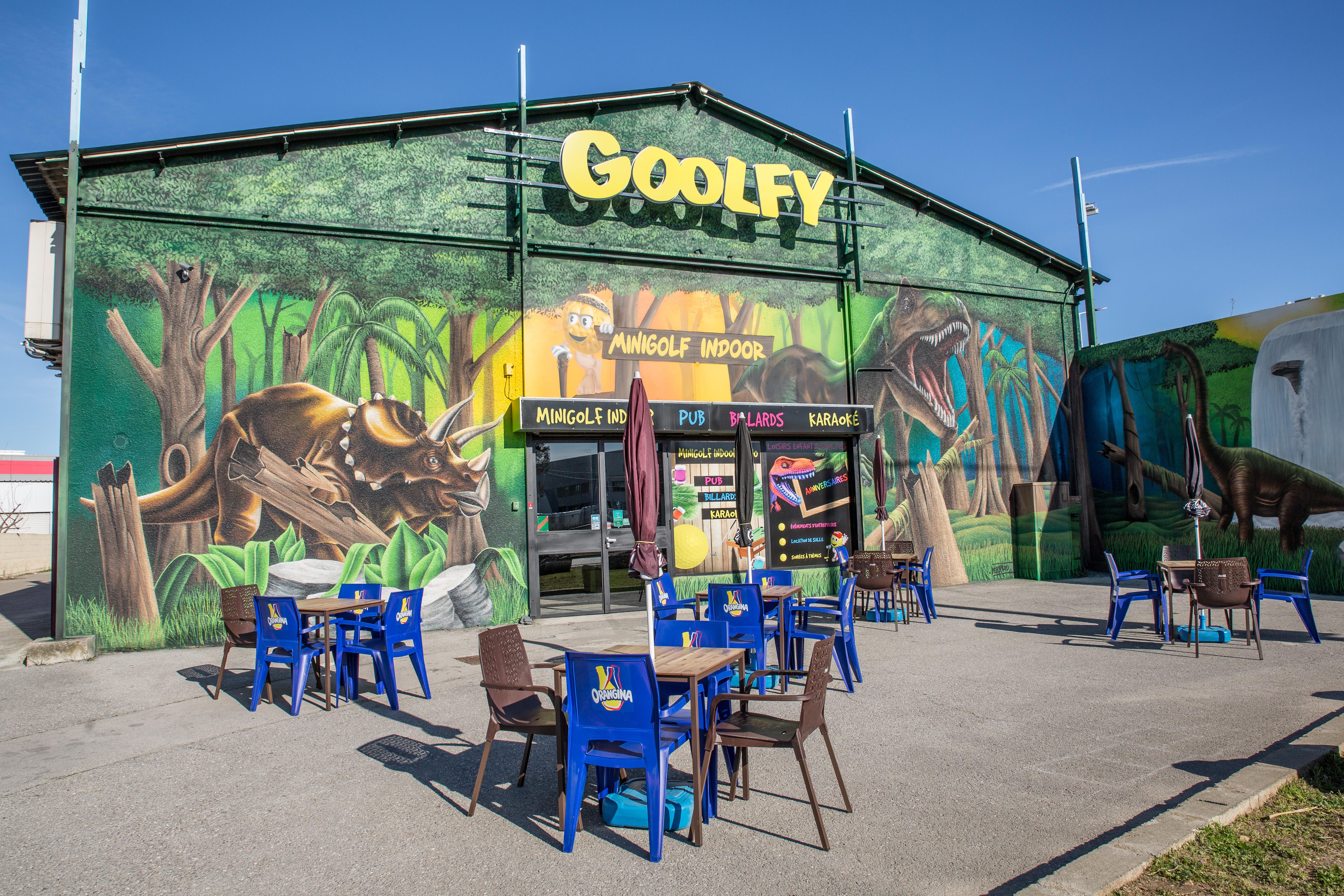 Goolfy, Minigolf indoor à Montpellier